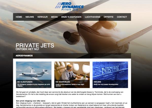 Hole 10: Aerodynamics Private Jets
