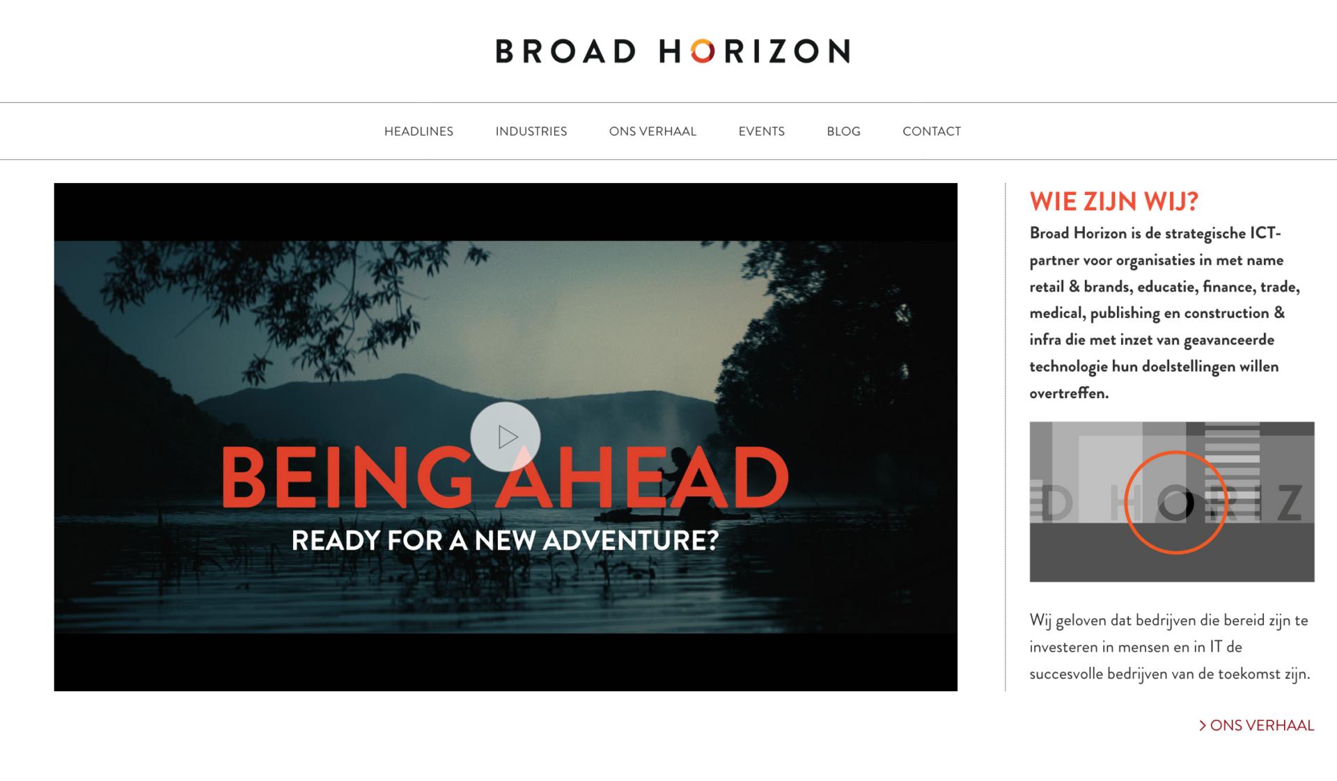 Hole 7: Broad Horizon